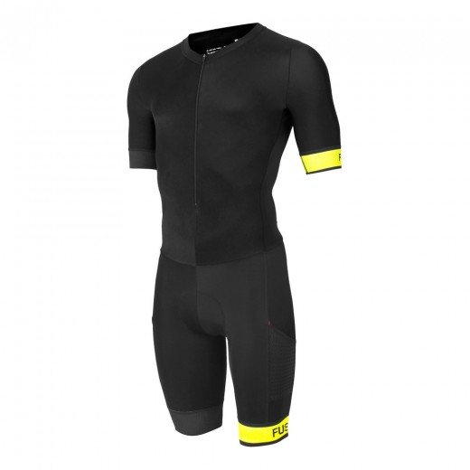 Fusion Speed Suit Yellow Unisex-31