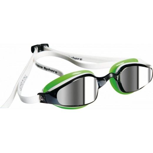 Michael Phelps K180 Mirror White/Green-01