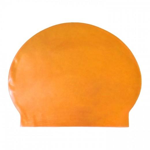 Badehætte Voksen Latex Orange-31