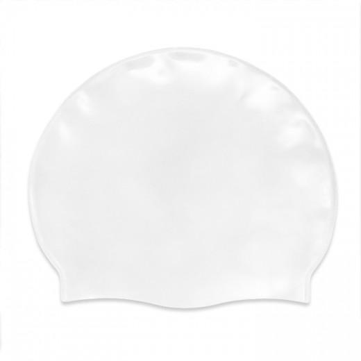 Badehætte Voksen Silicone Hvid-31