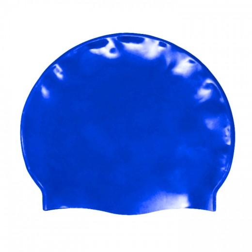 Badehætte Voksen Slilicone Royal Blue-31