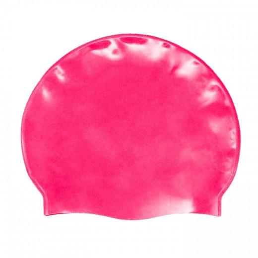 Badehætte Voksen Silicone Pink-31