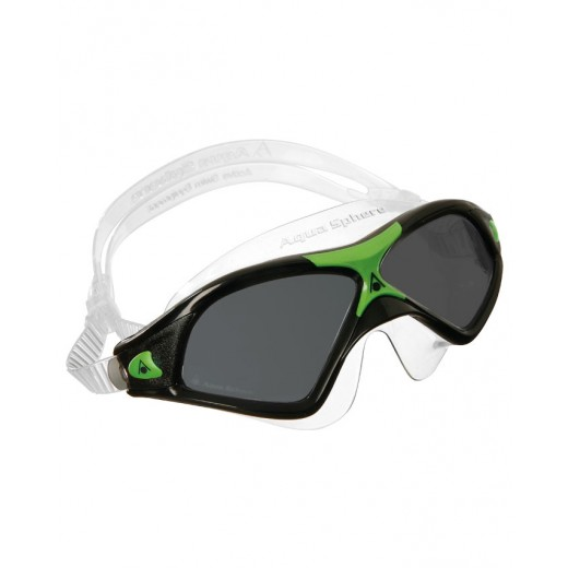 AQUA SPHERE SEAL XP 2 SMOKE LENS-31