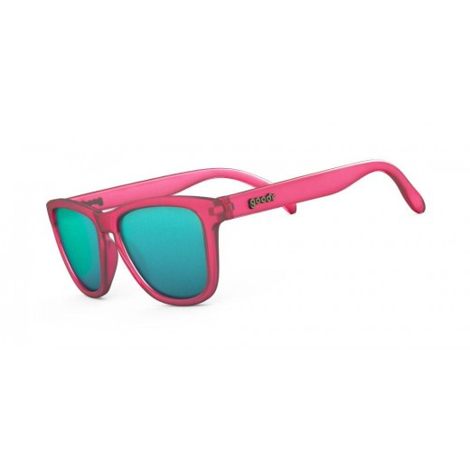 "Goodr Solbrille ""Flamingos On a Booze Cruise""-31"