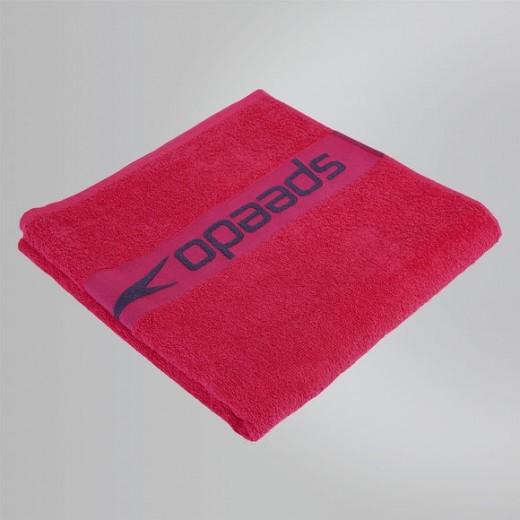 Speedo Håndklæde Blå-Pink-01