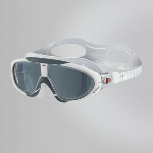 Speedo Rift Pro Svømmebrille Red/Smoke-34