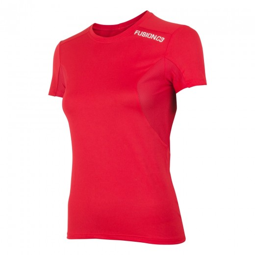 Fusion Dame C3 Løbe T-Shirt-06