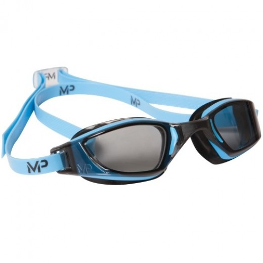 Michael Phelps Xceed Dark Lens Blue/Black-31