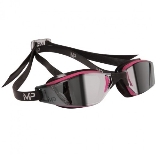 Michael Phelps Xceed Mirror Pink/Black LADIES-31