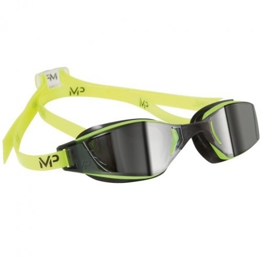 Michael Phelps Xceed Mirror Yellow/Black-31