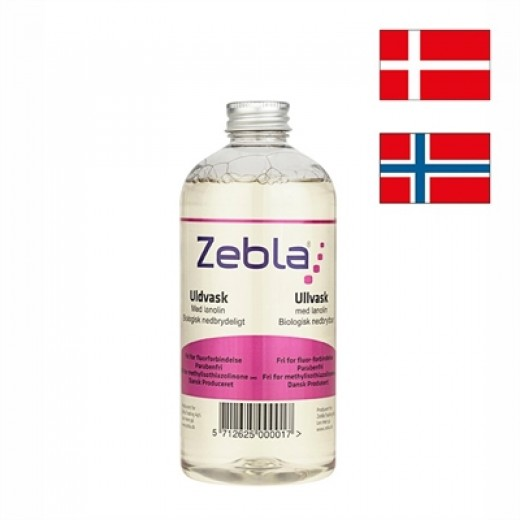 ZEBLA Wool Wash 500 ml-31