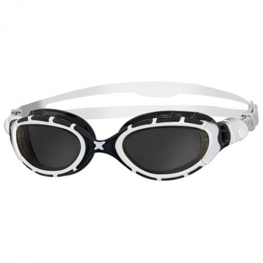 Zoggs Predator Flex Svømmebrille Hvid/Sort (2018)-31