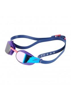 Speedo Fastskin Elite Mirror Svømmebrille Violet/blue-20