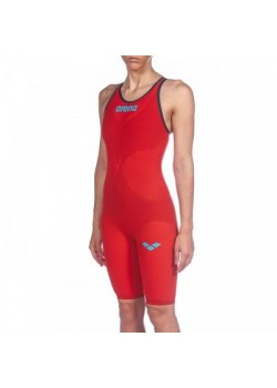Arena Powerskin Carbon Air 2 Red Dame-20
