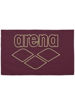Arena Pool Smart Håndklæde Bordoux rød-20