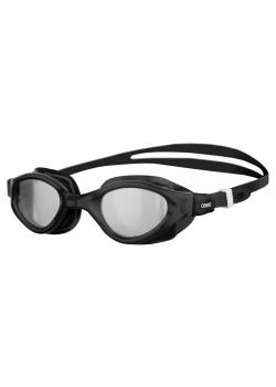 Arena Cruiser Evo svømmebrille Klar linse Sort/Sort-20