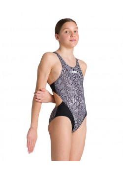 Arena Kikko Swim Tech Badedragt Junior-20