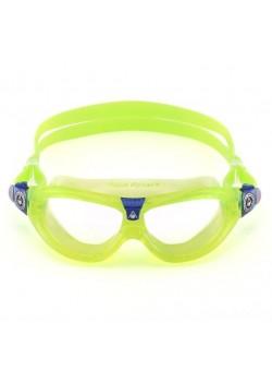 Aqua Sphere SEAL KID 2 Svømmebrille Lime-20