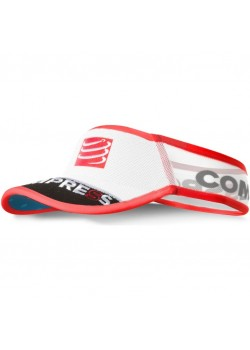Compressport UltraLight Visor V2 Hvid.-20