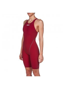 Arena Powerskin ST 2.0 konkurrencedragt Deep Red Dame-20