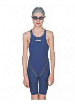 Arena Powerskin ST 2.0 konkurrence dragt Navy Junior.-20