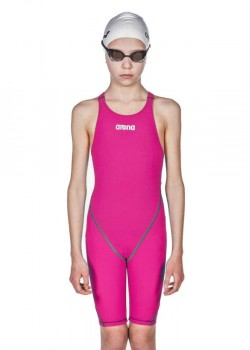Arena Powerskin ST 2.0 konkurrence dragt Pink Junior.-20