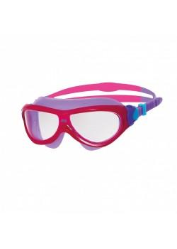 Zoggs Phantom Børne Svømmebrille Pink/rød-20