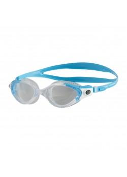 Speedo Futura Biofuse Flexiseal Svømmebrille Turquoise/Klar linse Dame-20