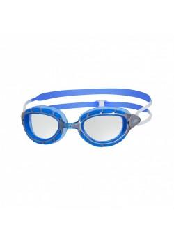 Zoggs Predator Fitness Blue-Gray-20