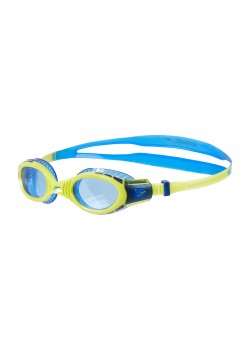 Speedo Futura Biofuse Flexiseal Junior Svømmebrille New Surf/Lime Punch/Bondi Blue-20