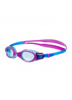 Speedo Futura Biofuse Flexiseal Junior Svømmebrille New Surf/Purple Vibe/Peppermint-20