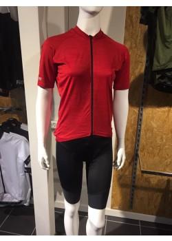 Fusion C3 Cykel Jersey RedMelange-20