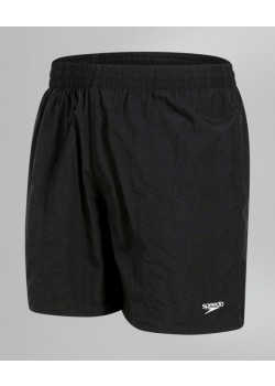 SPEEDO Solid Leisure Swim Shorts Black-20