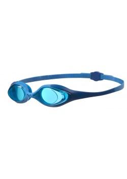 Arena Spider Junior Svømmebrille Blå glas Blå-20
