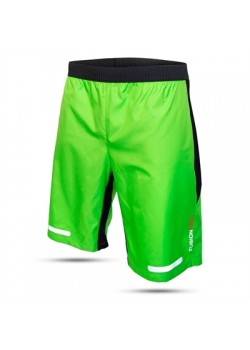 S100 RUN GRØN SPRAY SHORTS. TILBUD-20