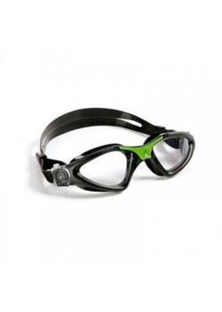 Aqua Sphere Kayenne Svømmebrille sort/grøn-20