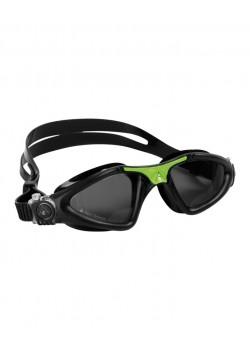 Aqua Sphere KAYENNE Sort/Grøn Svømmebrille SMOKE LENS-20