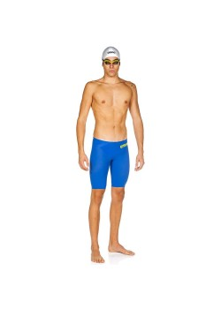 Arena Powerskin Carbon Air 2 Jammer ElectricBlue Herre-20