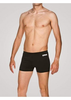 Arena Solid Short Herre Sort-20
