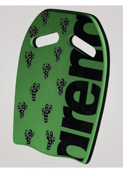 Arena Training KickBoard Limited Edition Sort/Grøn Cactus-20
