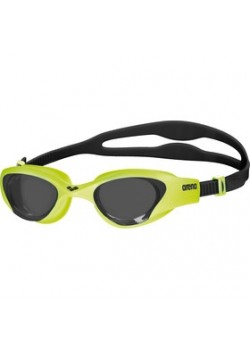 Arena The One Svømmebrille Smoke linse Lime-20