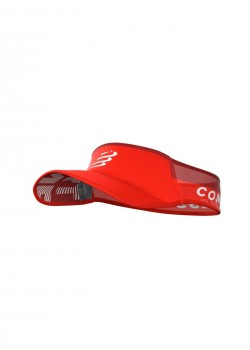 Compressport UltraLight Visor Rød-20