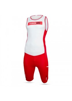 Fusion Multisport Rear Zip Suit TILBUD-20