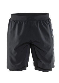 Craft Grit Shorts m/indershorts Herre-20