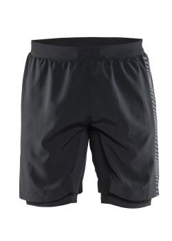 Craft Grit Shorts m/indershorts Herre-20