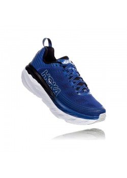 Hoka Bondi 6 Galaxy Blue/Anthracite Herre-20