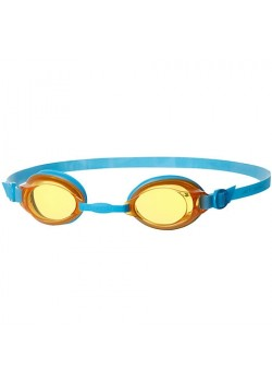 Speedo Jet Junior Svømmebrille, Blue/Orange-20