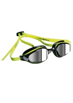Michael Phelps K180 Mirror Yellow/Black-20