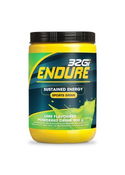 32Gi Endure Energidrik lime 900 g.-20