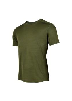 Fusion C3 T-Shirt Herre GreenMelange-20